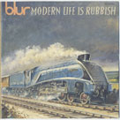 Blur Modern Life Is Rubbish - TOCP-7743 booklet