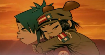 Gorillaz Rock It
